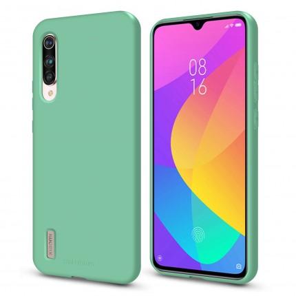 Кейс MakeFuture Flex Xiaomi Mi 9 Lite Olive