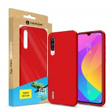 Кейс MakeFuture Flex Xiaomi Mi 9 Lite Red