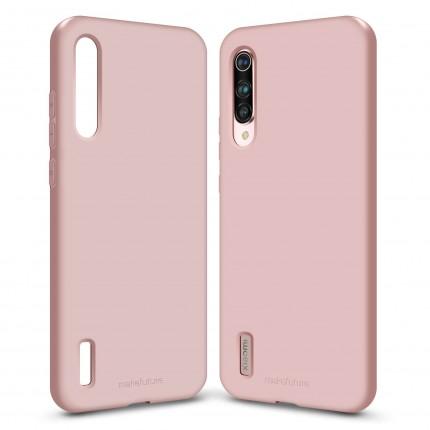 Кейс MakeFuture Flex Xiaomi Mi 9 Lite Rose