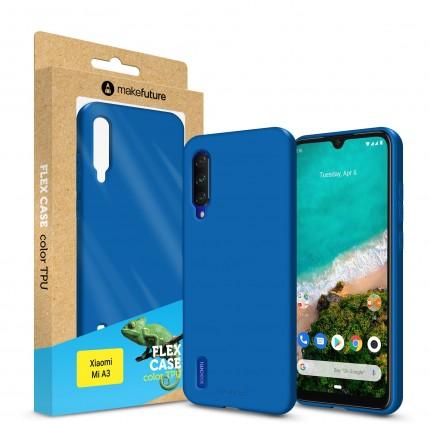 Кейс MakeFuture Flex Xiaomi Mi A3 Blue
