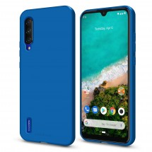 Кейс MakeFuture Flex Xiaomi Mi A3 Blue