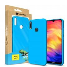 Кейс MakeFuture Flex Xiaomi Redmi Note 7 Light Blue