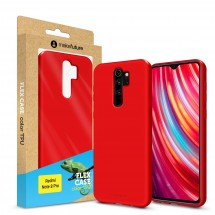Кейс MakeFuture Flex Xiaomi Redmi Note 8 Pro Red
