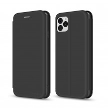 Чохол-книжка MakeFuture Apple iPhone 11 Pro Max Flip Case Black