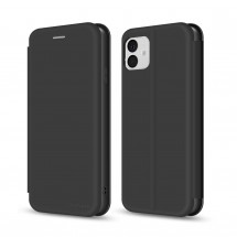 Чохол-книжка MakeFuture Apple iPhone 11 Flip Case Black