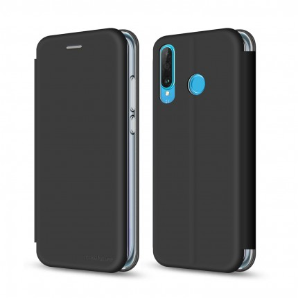Чохол-книжка MakeFuture Flip Case Huawei P30 Lite Black
