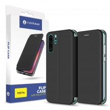 Чохол-книжка MakeFuture Flip Case Huawei P30 Pro Black