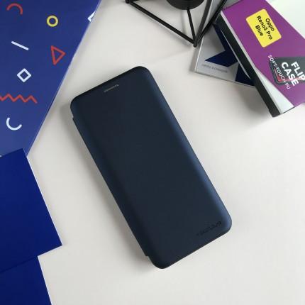 Чохол-книжка MakeFuture Flip Case Oppo Reno 3 Pro Blue
