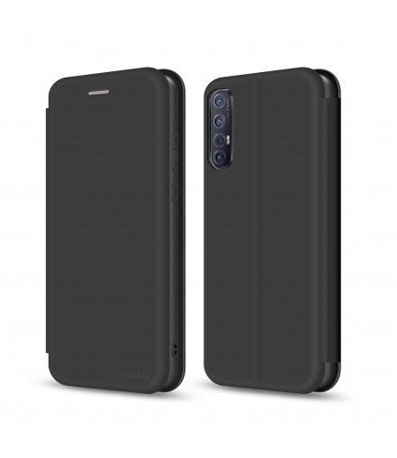 Чохол-книжка MakeFuture Flip Case Oppo Reno 3 Pro Black