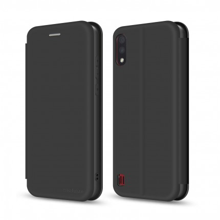 Чохол-книжка MakeFuture Flip Case Samsung A01 Black