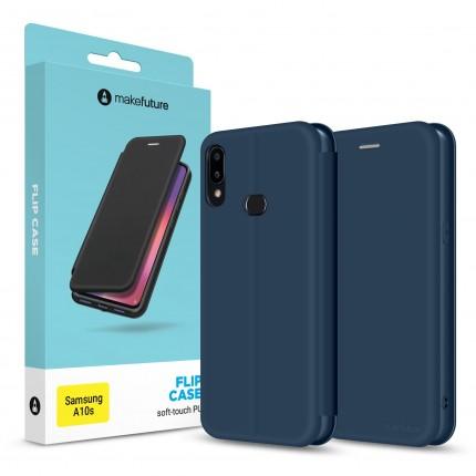 Чохол-книжка MakeFuture Flip Case Samsung A10s Blue