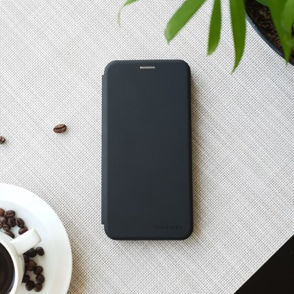 Чохол-книжка MakeFuture Samsung A20/A30 Flip Case Black
