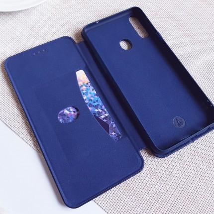 Чохол-книжка MakeFuture Samsung A20s Flip Case Blue