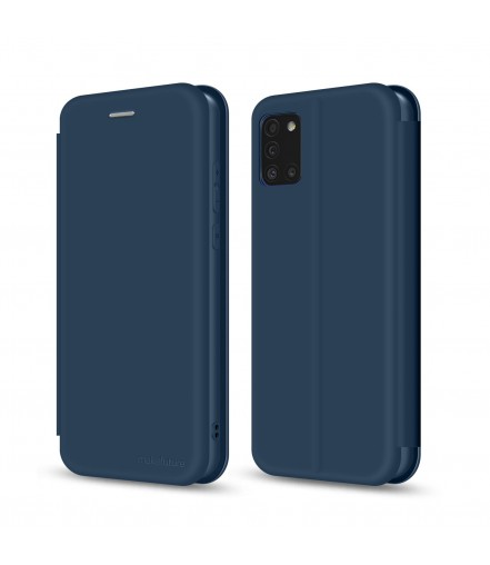 Чохол-книжка MakeFuture Samsung A31 Flip Case Blue
