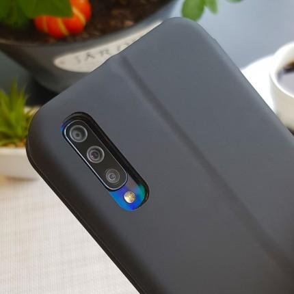Чохол-книжка MakeFuture Flip Case Samsung A50 Black
