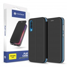 Чохол-книжка MakeFuture Flip Case Samsung A70 Black