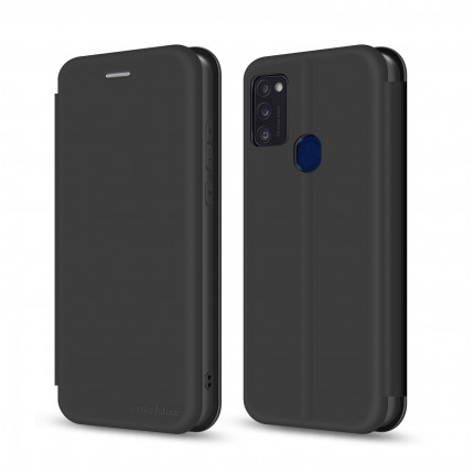 Чохол-книжка MakeFuture Flip Case Samsung M21 Black
