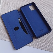 Чохол-книжка MakeFuture Flip Case Samsung Note 10 Lite Blue