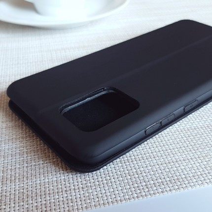 Чохол-книжка MakeFuture Flip Case Samsung S10 Lite Black