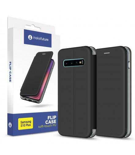 Чохол-книжка MakeFuture Flip Case Samsung S10 Plus Black