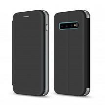Чохол-книжка MakeFuture Flip Case Samsung S10 Plus Black