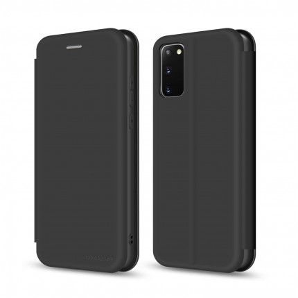 Чохол-книжка MakeFuture Samsung S20 Flip Case Black