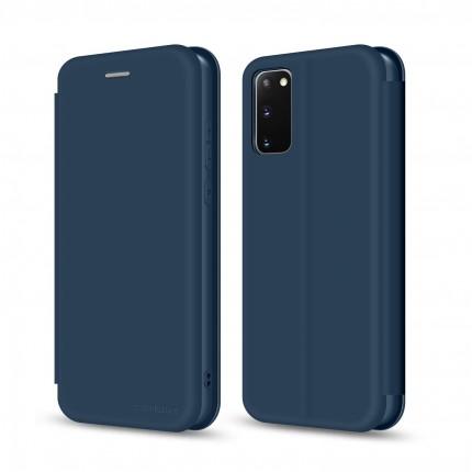 Чохол-книжка MakeFuture Samsung S20 Flip Case Blue