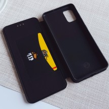 Чохол-книжка MakeFuture Flip Case Samsung A71 Black