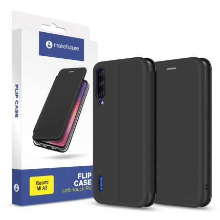 Чохол-книжка MakeFuture Flip Case Xiaomi Mi A3 Black