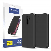 Чохол-книжка MakeFuture Flip Case Xiaomi Redmi Note 8 Pro Black