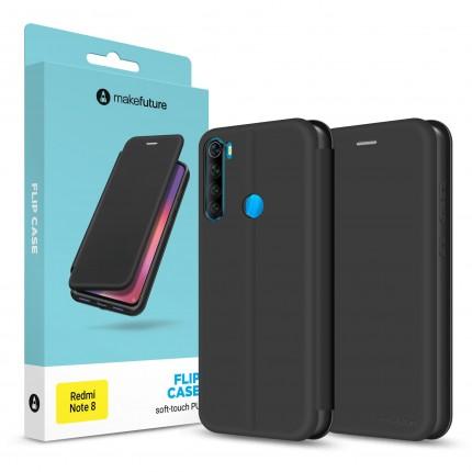 Чохол-книжка MakeFuture Flip Case Xiaomi Redmi Note 8 Black