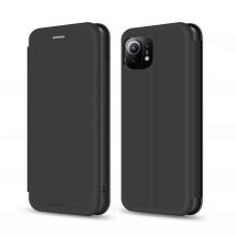 Чохол-книжка MakeFuture Xiaomi Mi 11 Flip Case Black