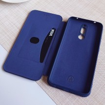 Чохол-книжка MakeFuture Flip Case Xiaomi Redmi 8 Blue