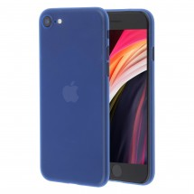 Кейс MakeFuture Ice Apple iPhone SE 2020 Blue