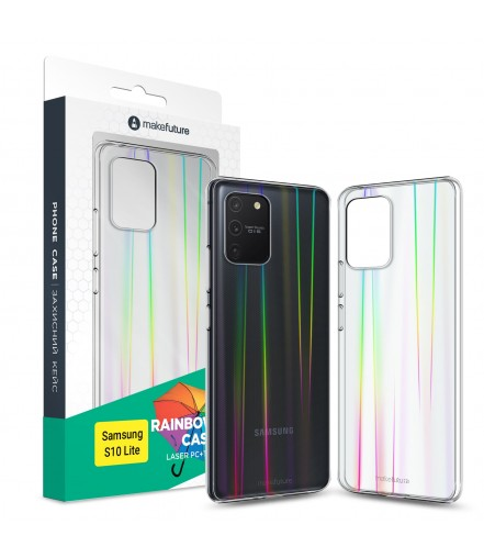Кейс MakeFuture Samsung S10 Lite Rainbow