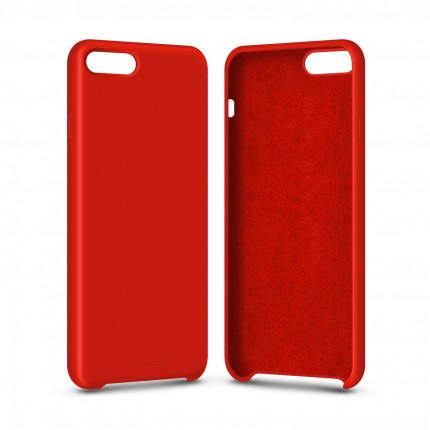 Кейс MakeFuture Silicone Apple iPhone SE 2020 Red
