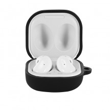Чохол для навушників MakeFuture Samsung Galaxy Buds Live Black