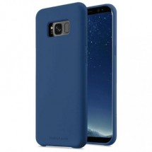 Кейс MakeFuture Samsung S8 Plus Silicone Blue