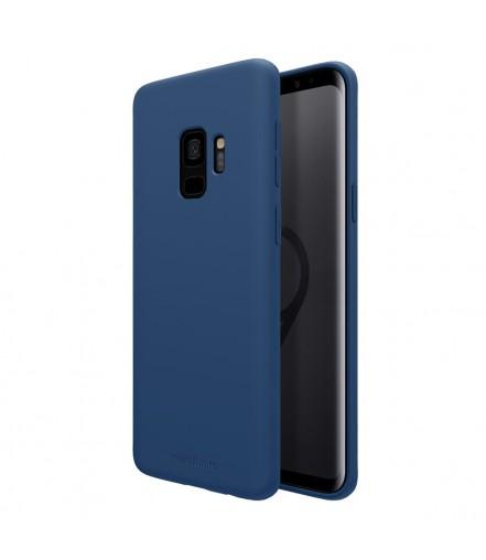 Кейс MakeFuture Samsung S9 Silicone Blue