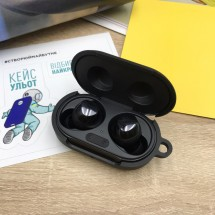 Чохол для навушників MakeFuture Samsung Galaxy Buds/Buds+ Black