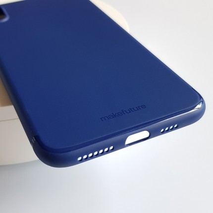 Кейс MakeFuture Skin Apple iPhone XS Max Blue