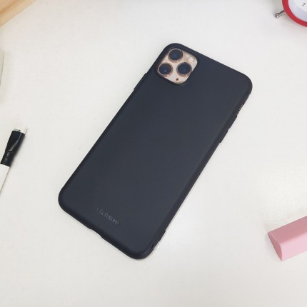 Кейс MakeFuture Apple iPhone 11 Pro Max Skin Black