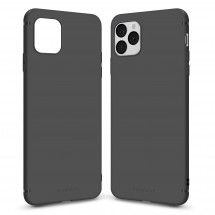 Кейс MakeFuture Skin Apple iPhone 11 Pro Max Black
