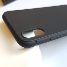 Кейс MakeFuture Apple iPhone XS Skin Black