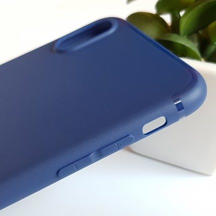 Кейс MakeFuture Skin Apple iPhone X Blue