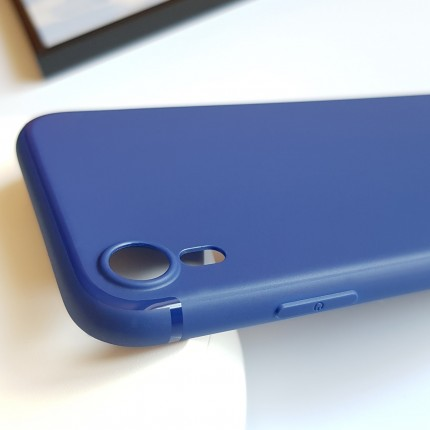 Кейс MakeFuture Skin Apple iPhone XR Blue