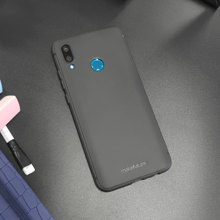 Кейс MakeFuture Skin Huawei P Smart 2019 Black