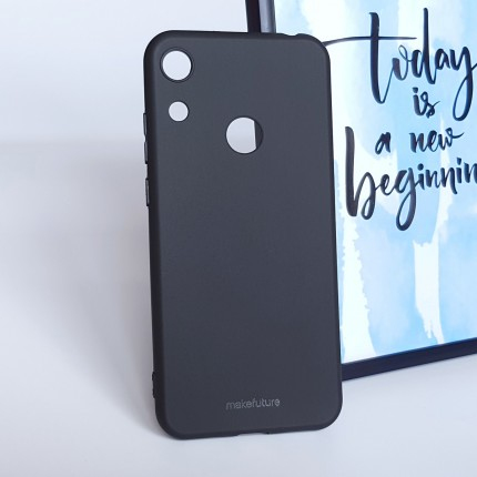 Кейс MakeFuture Skin Huawei Y6 2019 Black