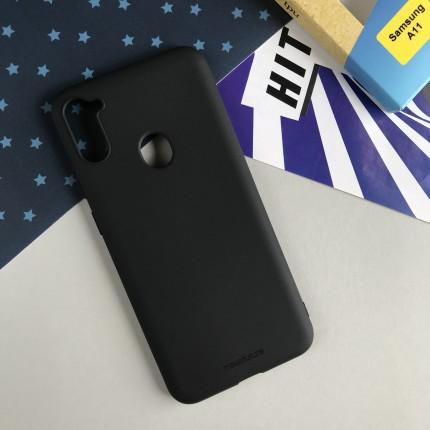 Кейс MakeFuture Skin Samsung A11 Black