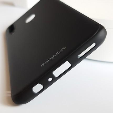 Кейс MakeFuture Skin Samsung A20s Black